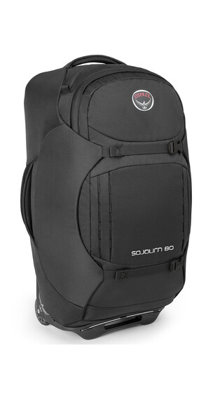 Osprey Sojourn 80 Trolley Flash Black